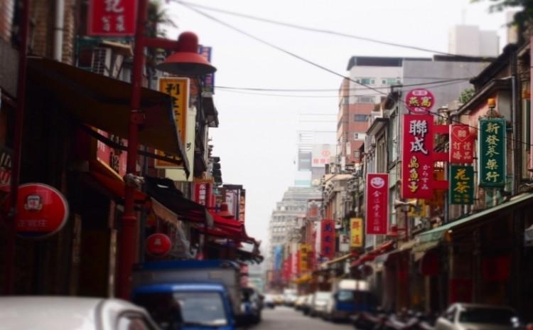 お家レストランクラス4月「I LOVE 台湾」
