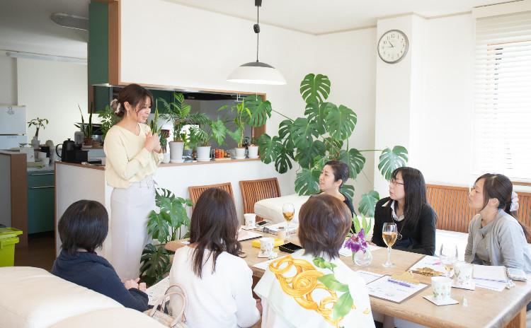 少人数グループセミナー【ビジネスの基礎知識】
