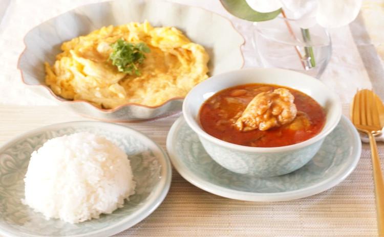 本当に美味しく作れる本格タイ料理。世界一美味しい料理に選ばれた「マッサマンカレー」、登場です!