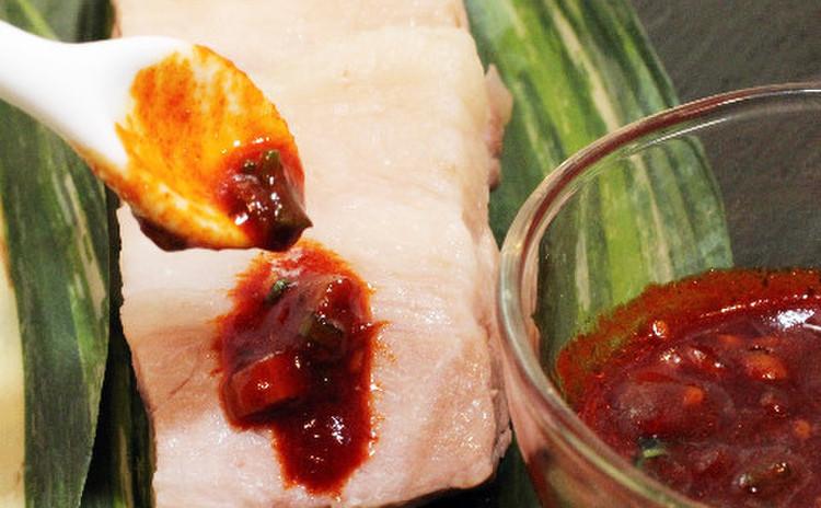 ヤムニョムジャン~韓国の醤油ベースの薬味だれ