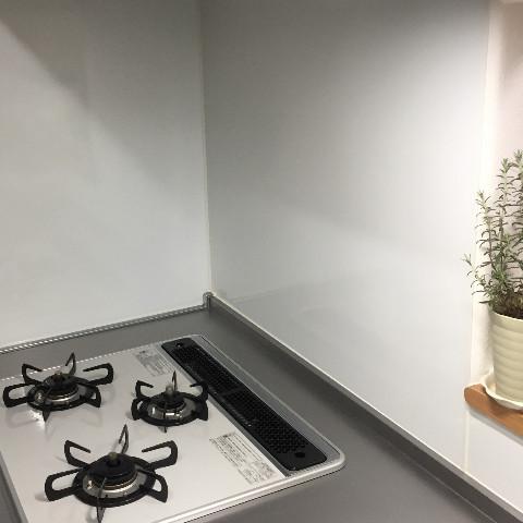 自宅キッチン