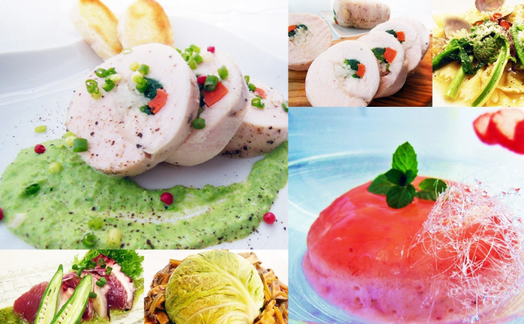 ドラマに提供したレシピも❀豊年煮春色のソース・ファルファッレの春スープ・春の魚介の和ジェノベーゼ・キャベツとひき肉のミルフィーユ✿土産付