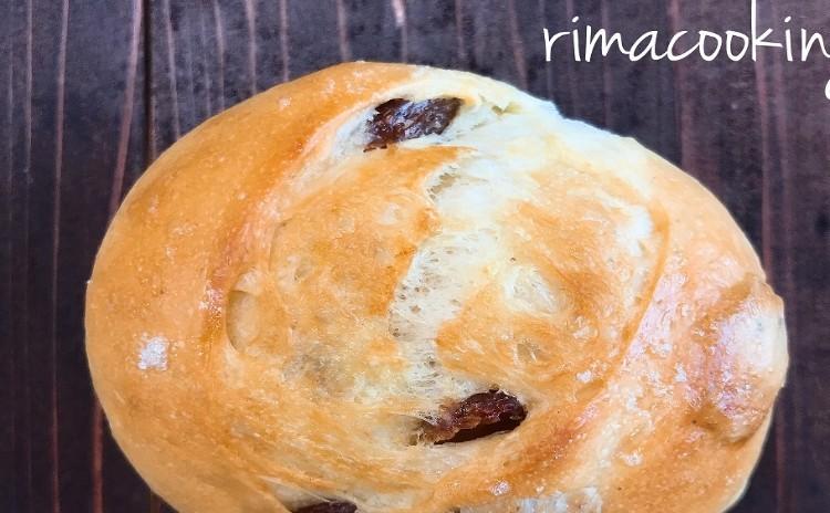☆捏ねる時間は約5分!シュガーバターレーズンパンレッスン☆翌日も柔らかパンと発酵時間にポタージュスープと塩麹人参ドレッシングサラダ、イチゴとナッツのデザートスムージーをつくります!