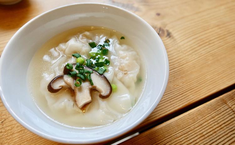 麻婆豆腐と海老ワンタンスープ ごはんが進むおうち中華