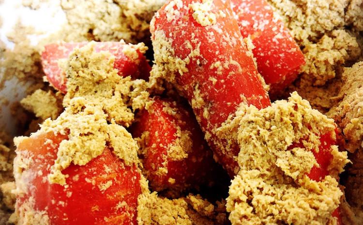 発酵講座 自然栽培米糠で糠床づくり