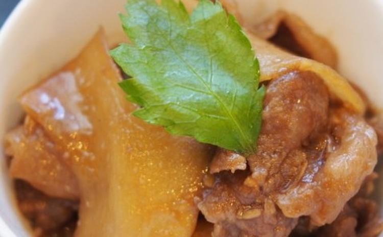 新生姜と牛肉のつくだ煮