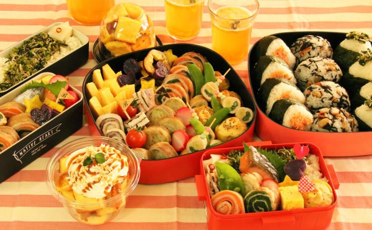 4月【リクエスト多数】春の行楽シーズンにおすすめ❀誰かに見せたくなるお弁当