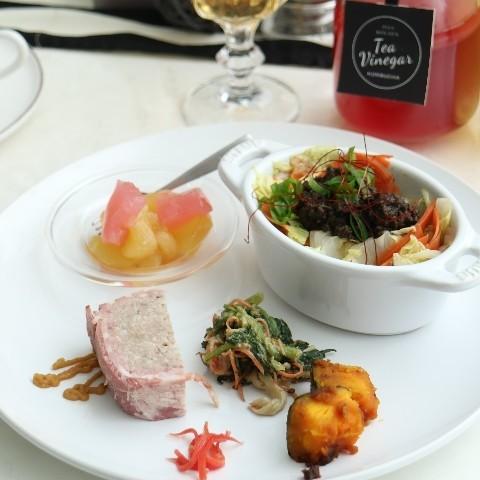 【Kombucha株分け】ある日の株分けレッスンの試食