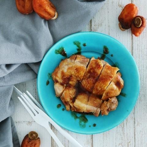 【料理レッスン】Kombuchaを使った鶏の照り焼き