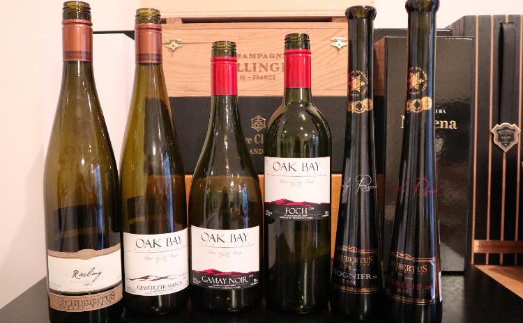 イタリアンとカナダワインのマリアージュ ワイン会