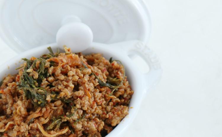 発酵調味料『kombucha』韓国風ヤンニョムを作る!真空シーラーで各自持ち帰り!!