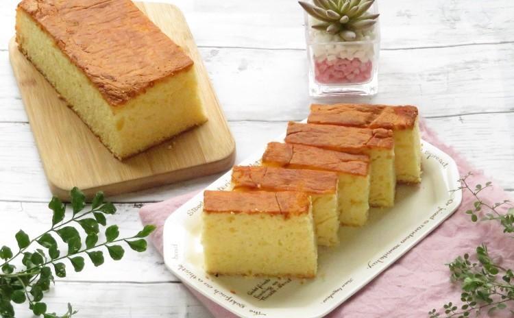 和スイーツレッスン♪黒蜜きなこのチーズケーキ・カステラ・ほうじ茶ラテゼリー・サイダー寒天・おまけの蒸しケーキ