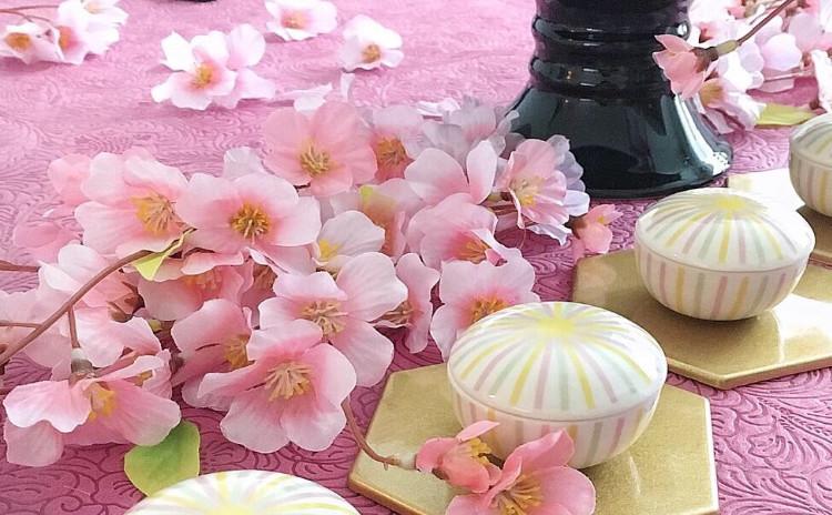 【春の和テーブル①】