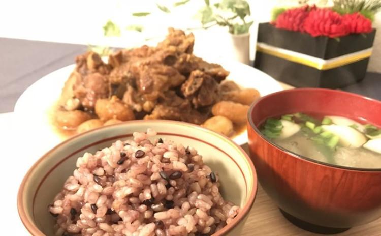 リクエスト☆日本ならではの食品を使ってからだが喜ぶごはんを作ろう