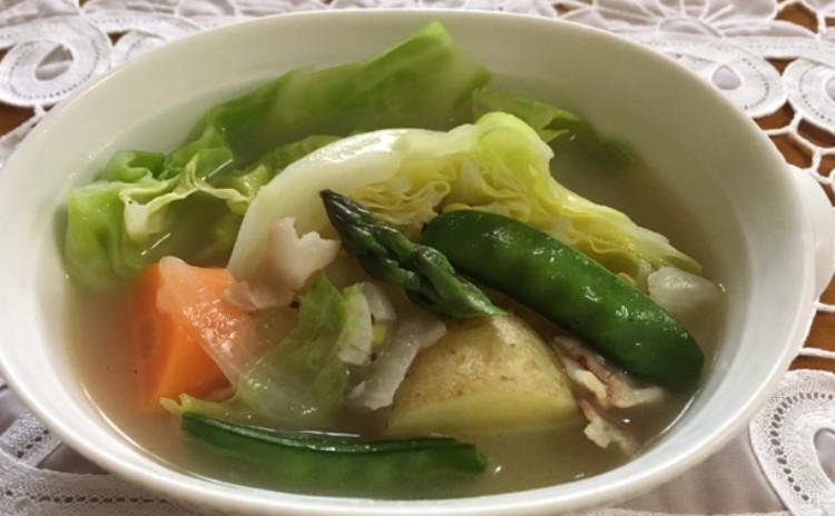ホシノ酵母で作るチョコブリオッシュ&春野菜スープ チョコブリオッシュ4個、生地10個分、酵母10個分のお持帰り付