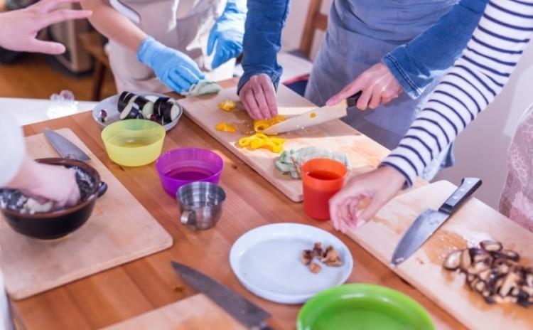 ◆料理入門 ダシの取り方、ご飯の炊き方、包丁の持ち方 初心者レッスン