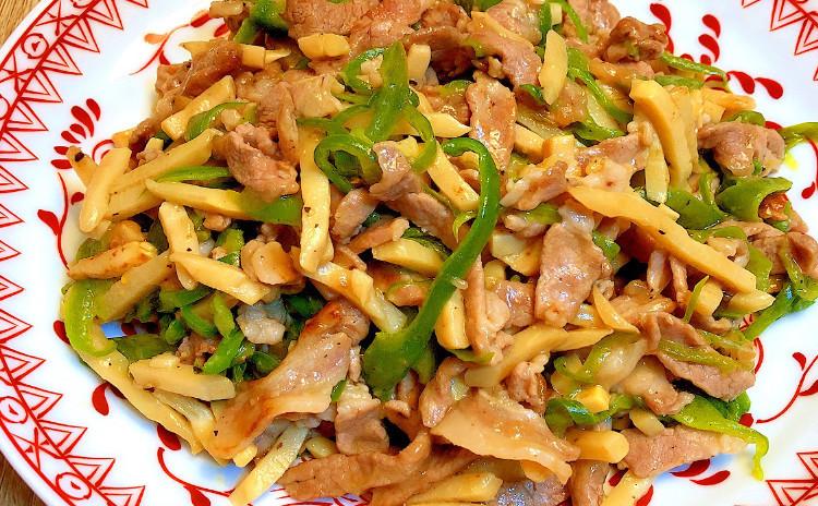 旬の食材を使った簡単和中華!青椒肉絲・タコのわさびマヨサラダ・ニラ玉など30分で合計5品を目指します!