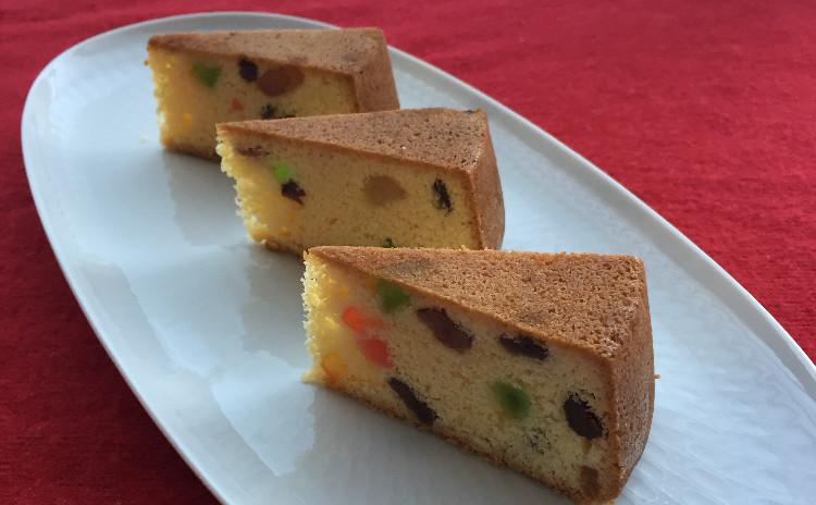 ガトー・デ・ロア★王様のお菓子と言う名のコーンミールを使ったザクッとした食感のお菓子です。