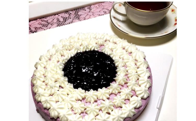 綾瀬カフェ・屋根裏堂さん一周年記念イベント❣️手作りケーキで、心豊かなティータイムを〜❤️😋デコレーションケーキ🎂の組み立て方【デモレッスン】