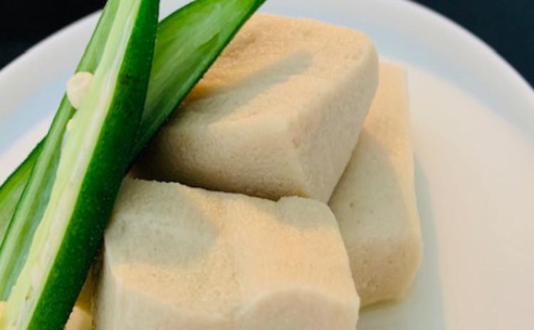 旨出汁高野豆腐の含め煮