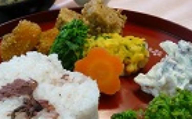 """""""野菜と豆腐""""身近な食材で、お花見にもおすすめの春和食を楽しみましょう!"""