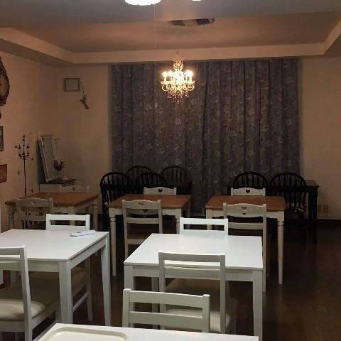 イベントスペース(教室)内部