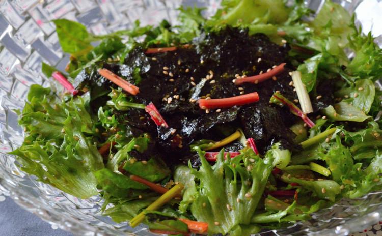 おうち韓国料理♡牛肉のプルコギをメインに簡単トッポギやチョレギサラダ&ナムルも♪アレンジ盛り沢山の献立です♪