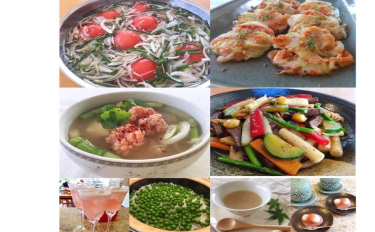 春のおもてなし〜韓国宮廷料理〜