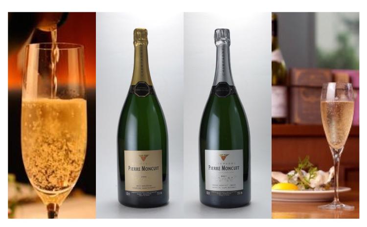 【シャンパーニュ好き集まれ!】ワインのエキスパートと一緒に、貴重なグラン・クリュのマグナムボトルを飲み比べてみませんか?おいしい軽食付き。