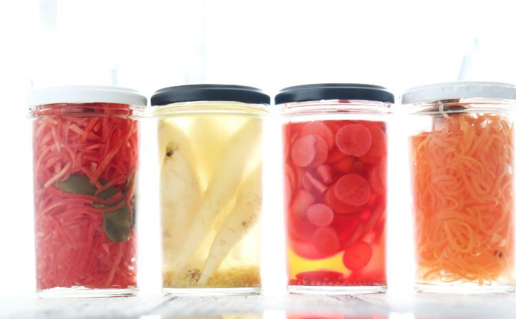 【Chacott勝どきBiMarche】お茶の発酵飲料『kombucha』試飲&ピクルス作ってお持ち帰り