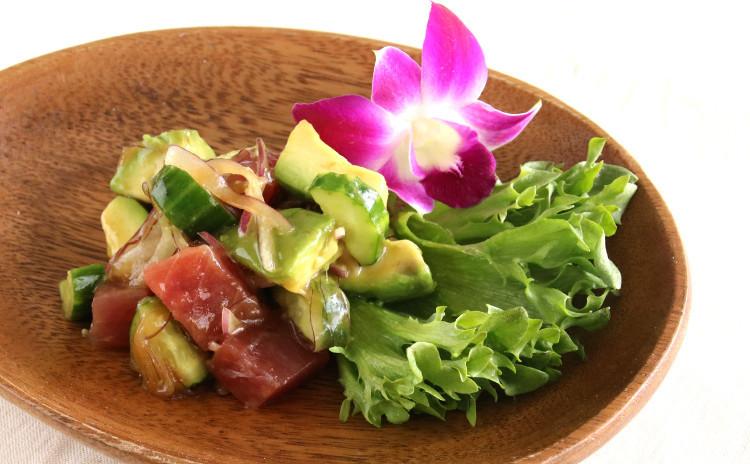 6月【お土産付き】おうちで楽しむ 常夏ハワイアングルメ♪