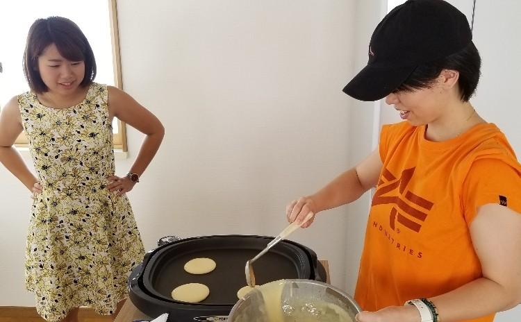 GWに親子で和菓子作り体験!どら焼きと練りきりにチャレンジ!