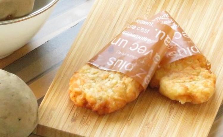 手軽に作るハッシュドポテト