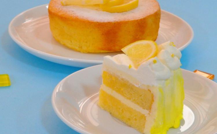 お得な2台お持ち帰り!~レモンサンシャインケーキ~