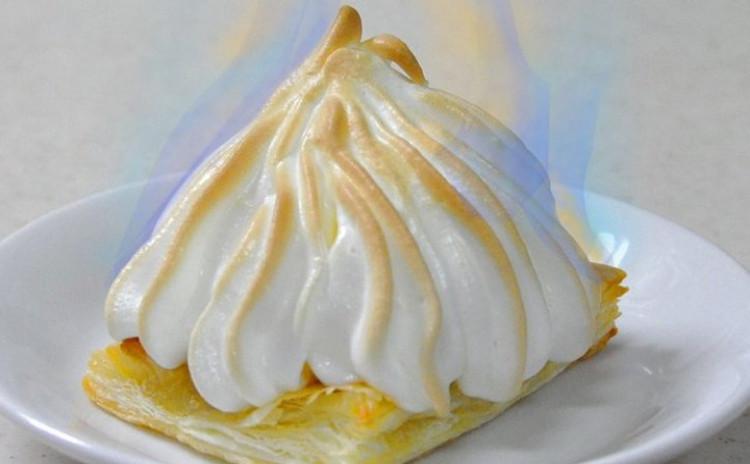 リバイバルレッスン! 口どけティラミス&焼きアイスのせアップルパイ