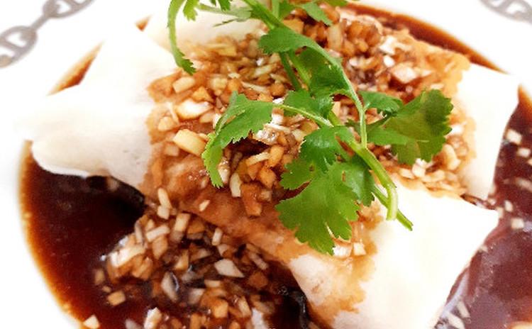 白身魚の包み蒸しネギソース(単品定価:12,000円)