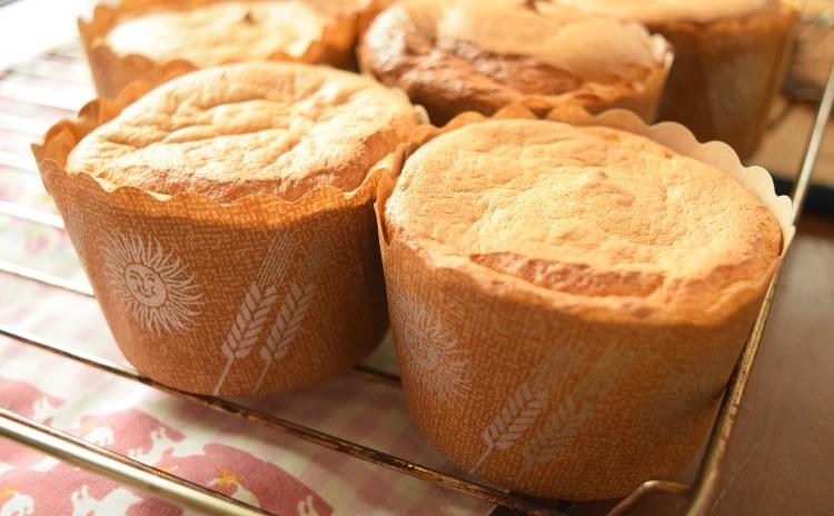 子どもクッキング教室♪ しっとりふわふわ~バナナシフォンケーキを作ってみよう(*^-^*)