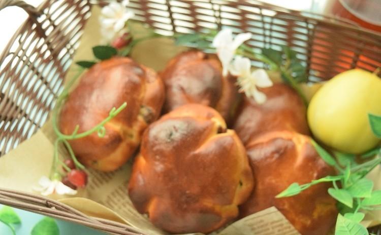 総菜パンの定番♪ カレーパン&クリチー・ドライフルーツブレッドの2種類のパン作りは満腹必須(*^-^*)