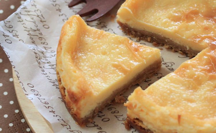 褒められチーズケーキ