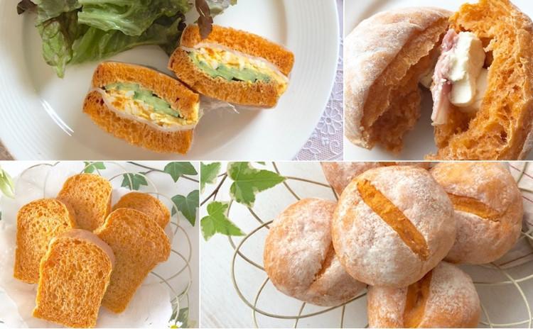 こねないで作る魔法のパン作り、トマトパン。翌日でもしっとりもっちり、サンドイッチにぴったり。