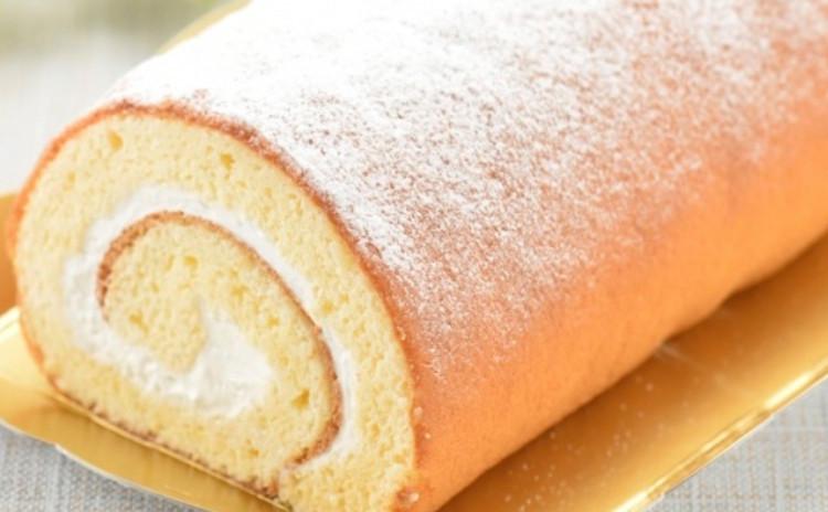 親子DE♡ロールケーキ