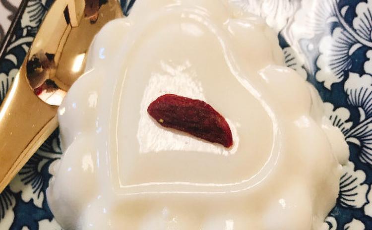 生姜ミルクプリン