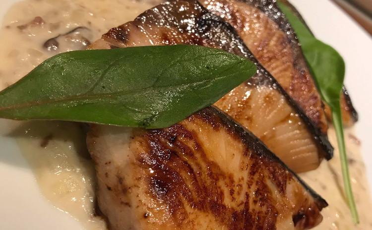 SUNNY's キッチン料理教室@モプカフェ platina fishグループの料理長『青柳 昇 氏』