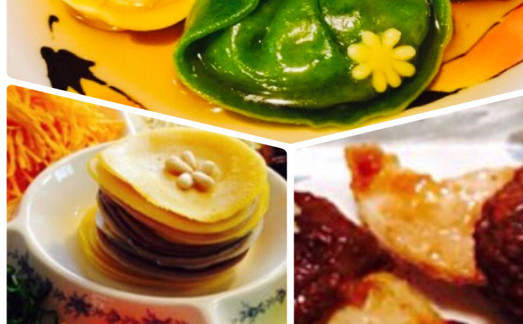(お土産あり)九節板구절판(韓国伝統料理)ピョンス편수.セソンイトッカルビ새송이떡갈비