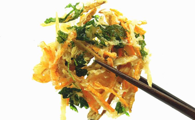 簡単!いつまでもサクサクな料理屋の天ぷら