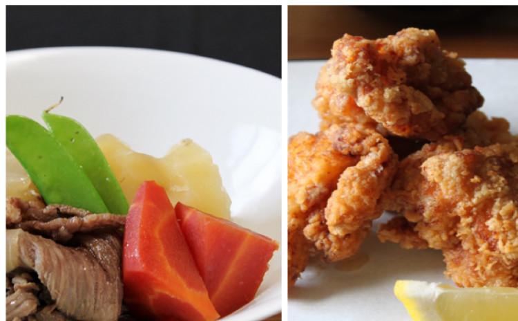 【スペシャルレッスン】究極の肉じゃが他&最愛のから揚げ他2レッスン合体版