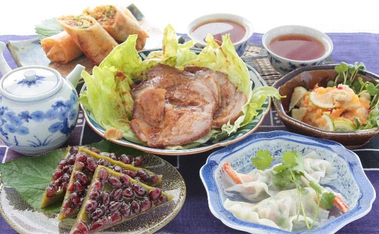 梅雨に楽しむ家庭の中華。食感・香り・味の楽しいコンビネーション!