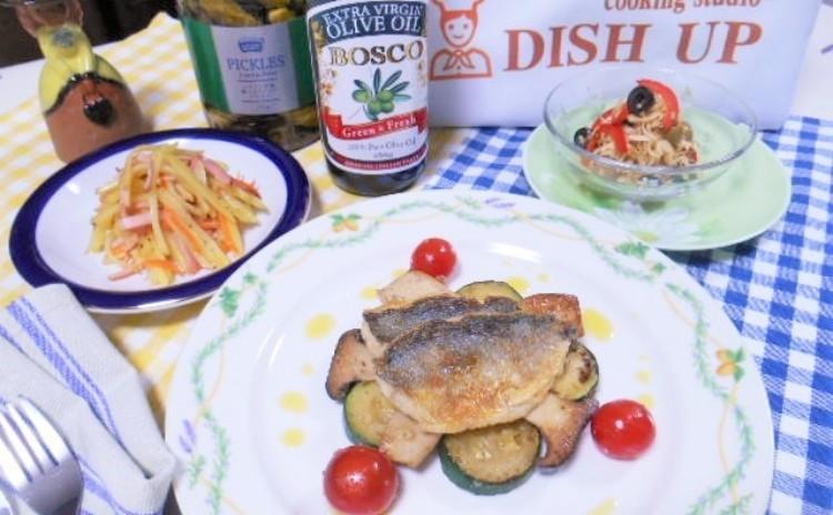 「ほっこり上機嫌の晴れ曜日 」家庭料理洋食編~毎日の日常で繰り広げられるお料理を楽しく基本から学びましょう!~