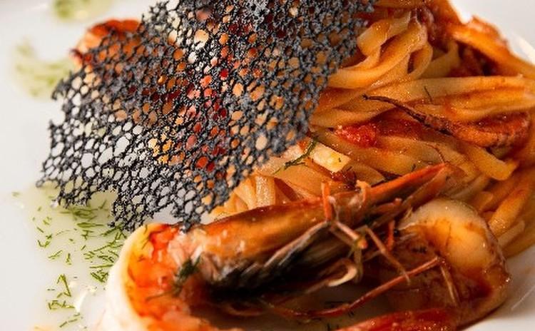 魚介のトマトソース ~ペスカトーレ~