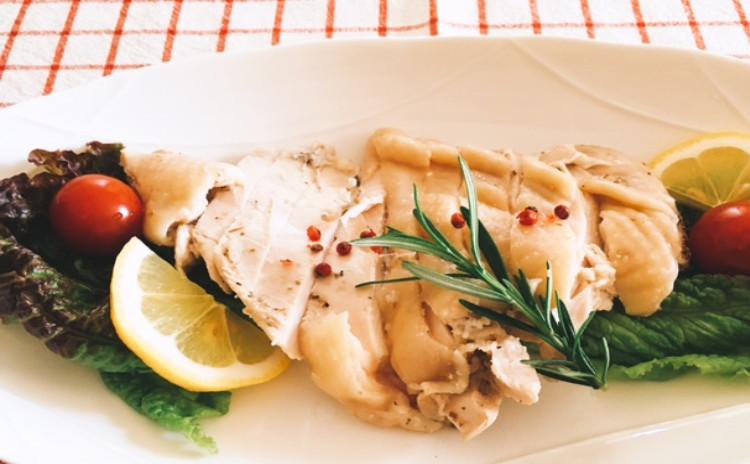 鶏胸肉3品活用法! チキンカツ・ハーブ鶏ハム・チキンライス サラダにスープも